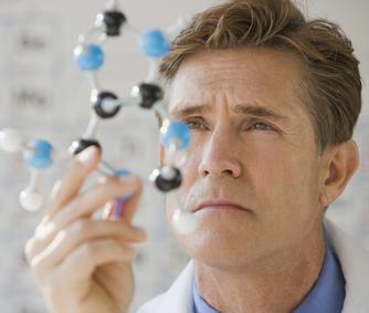 Molecular Modelling man