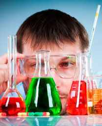 contract research chemist