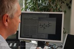 molecular modelling study